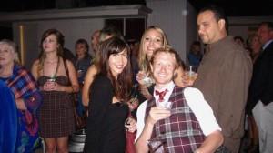 Darren Darnborough and friends