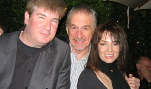 EJ Casting President, James Norris, musician, Paul Tennant and actress Joane Whaley