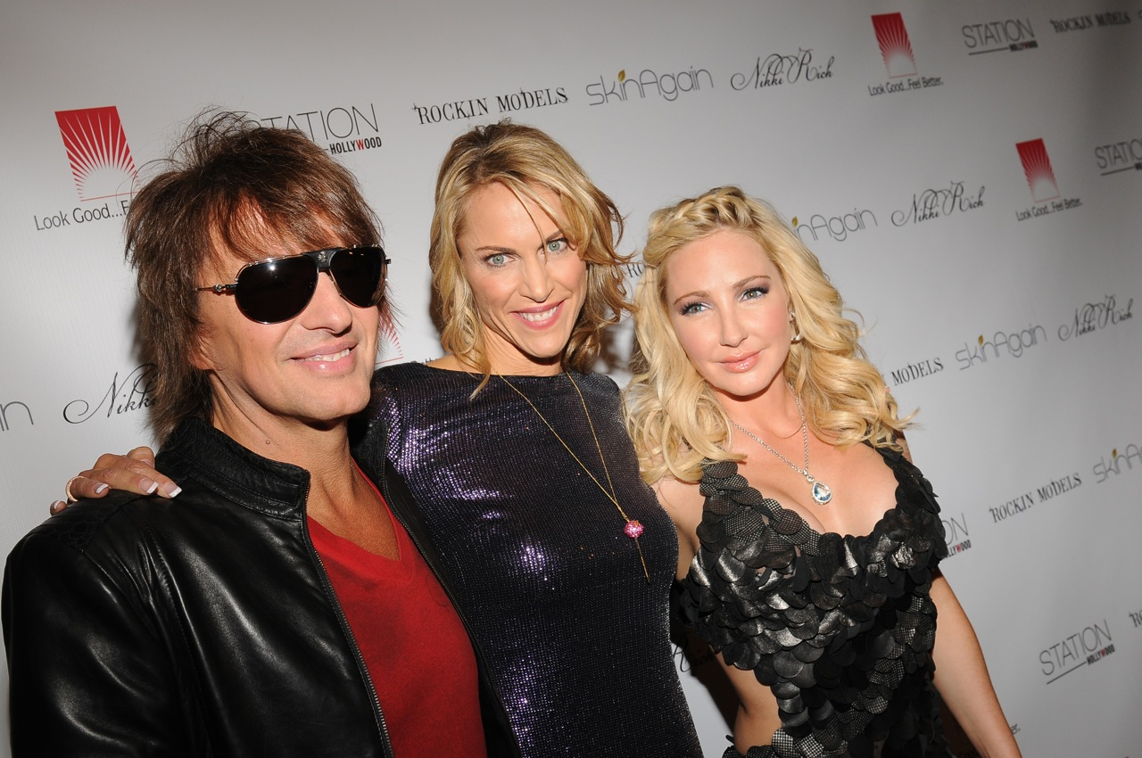 Richie Sambora Clothing Richie Sambora And Nikki Lund