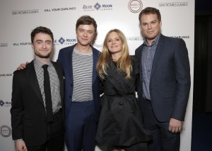 Daniel Radcliffe, Dane DeHaan, Jennifer Jason Leigh, Michael C. Hall