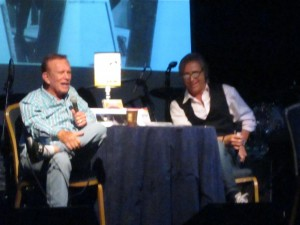Bob Eubanks and Chris Carter