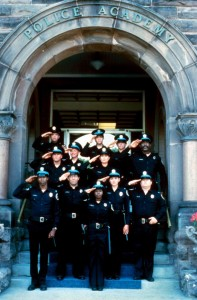Cast of Police Academy