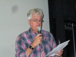 Festival Director, Vladek Juszkiewicz