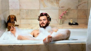 """Jack Black, New York, NY, 2000,"" by Martin Schoeller. More than 80 exhibitors have gathered at the LA Mart for Photo L.A. (Martin Schoeller)"