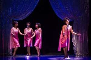m The Shirelles