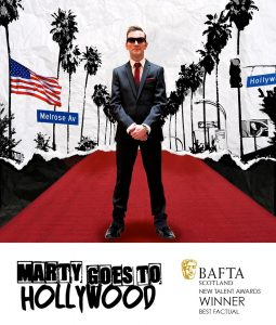MGTH BAFTA FLYER (Hollywood)